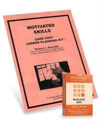 Motivated Skills Planning Kit (Knowdell)